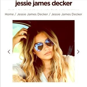 Jessie James Decker aviator Diff 🕶!